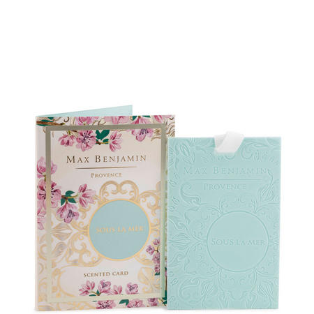 Sous La Mer Luxury Scented Card