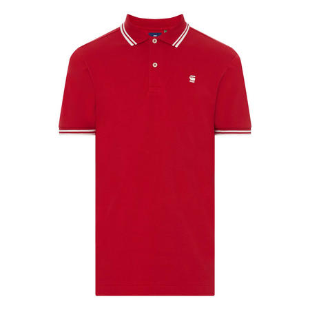 Regular Tipped Polo Shirt