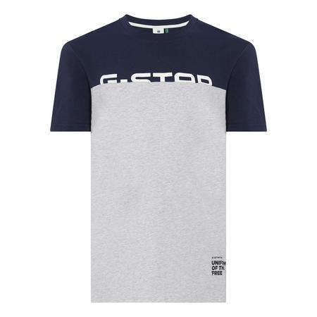 Graphic 63 Split Logo T-Shirt