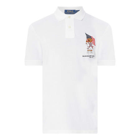 American Teddy Polo Shirt