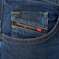 Yarn Dyed Thommer Slim Skinny Jeans