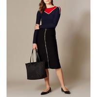 Fitted Knit Jumper