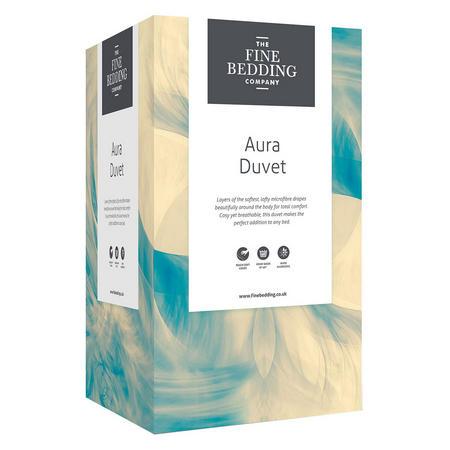 Fine Bedding 10.5 Tog Aura Duvet