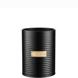 Otto Black Utensil Pot
