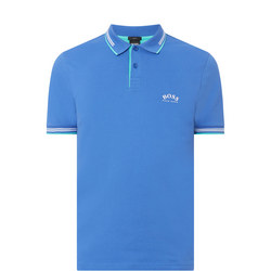 Paul Curved Logo T-Shirt