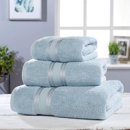 550 GSM Towel Blue