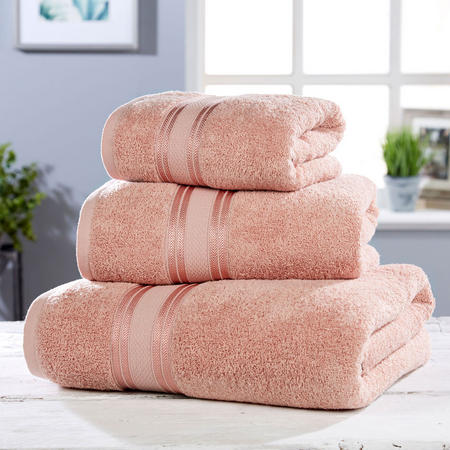 550 GSM Towel Dusty Pink