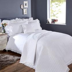 White Collection Romantica Duvet Set