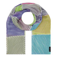 Scribble Graphic Scarf
