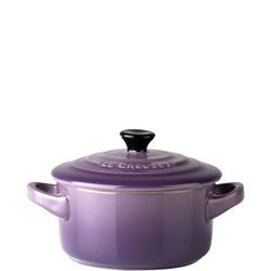Stoneware Petite Casserole Ultra Violet