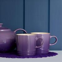 Stoneware Mug Ultra Violet