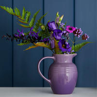 Stoneware Jug Ultra Violet