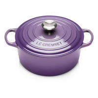 Signature 28cm Round Casserole Ultra Violet