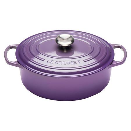 Signature 29cm Oval Casserole Ultra Violet