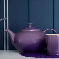 Stoneware Classic Teapot Ultra Violet