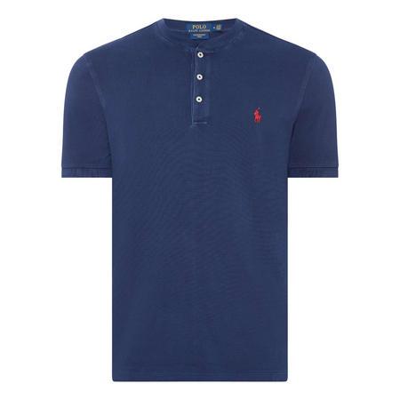 Henley Logo T-Shirt