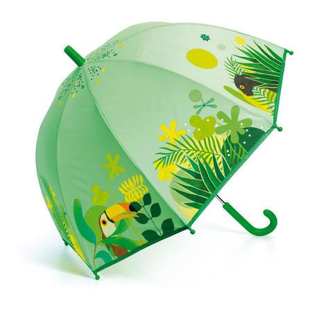 Tropical Jungle Umbrella