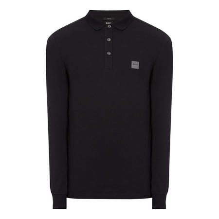 Passerby Long Sleeve Polo Shirt