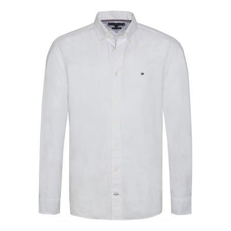 Essential Cotton Linen Shirt
