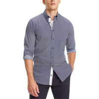 Micro Dot Slim Shirt