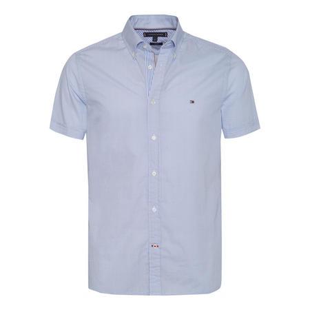 Mini Print Slim Shirt