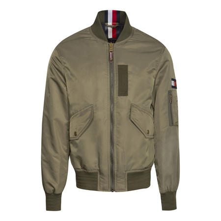 109edeabf Icon Embroidered Bomber Jacket