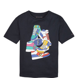 Graphic Trainers T-Shirt