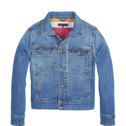 Trucker Boys Denim Jacket
