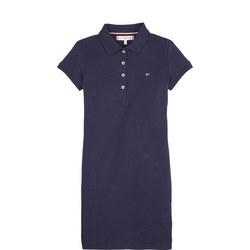 Iris Polo Dress