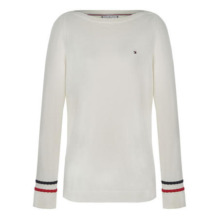 Ivy Boat Neck Sweater
