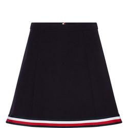 Angela Global Stripe Skirt