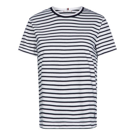 Relaxed Striped T-Shirt
