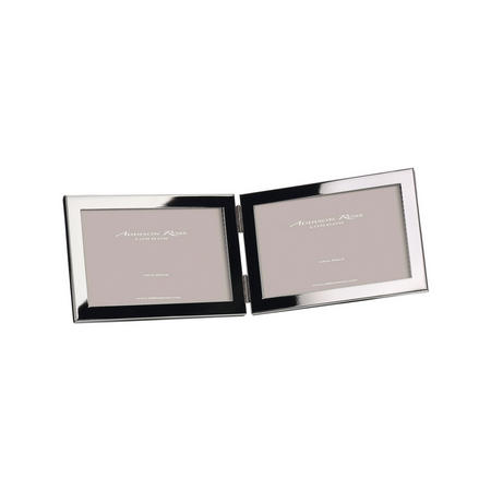 Silver Plate Classic Photo Frame 4x6 Inches