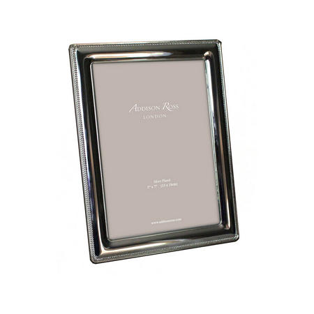 Silver Windsor Photo Frame 4x6 Inches
