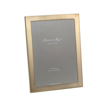 Gold Finish Photo Frame 5x7 Inches