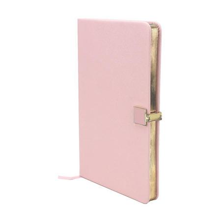 Pink & Gold A5 Notebook