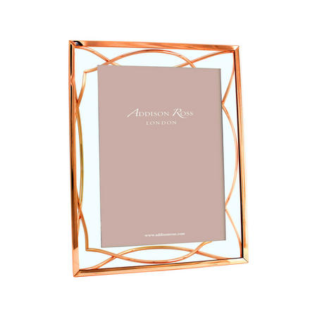 Elegance Rose Gold Frame 5x7 Inches