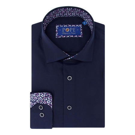 Solid Trim Shirt