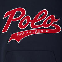 Polo Bubble Logo Hoody