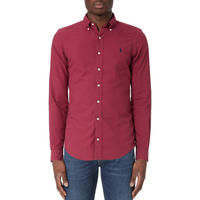 Garment Dyed Oxford Shirt