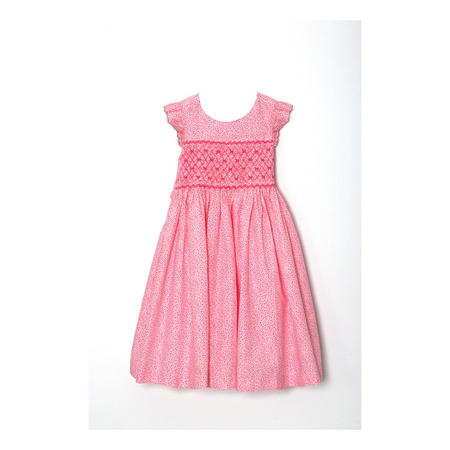 Lauren Frill Sleeve Dress