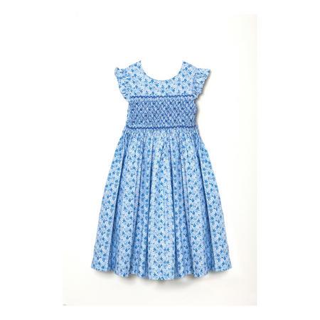 Sarah Jane Frill Sleeve Dress