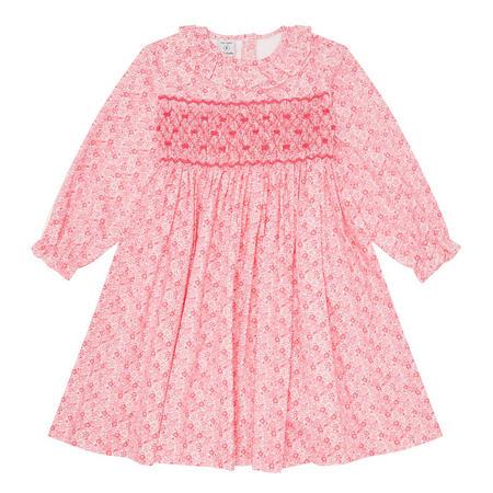 Zoe Smocked Dress