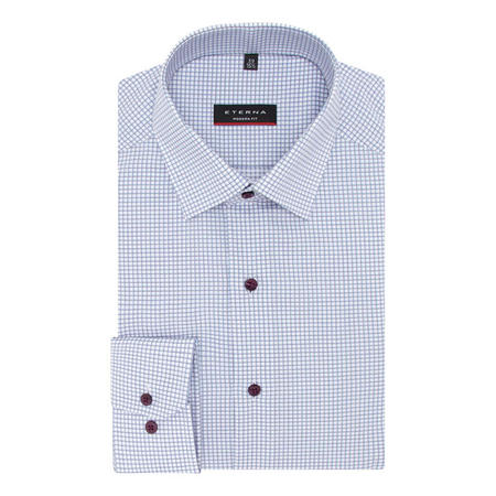 Single Cuff Check Shirt