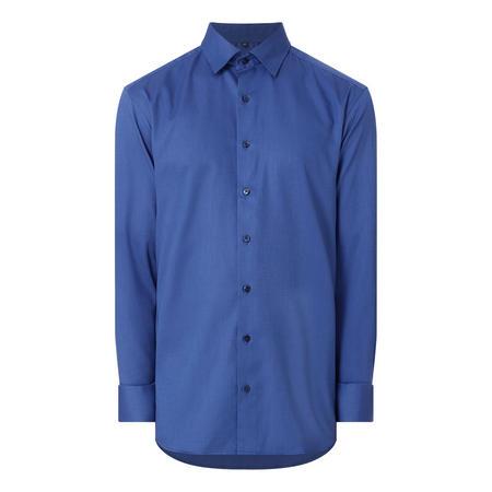 Single Cuff Textured Shirt