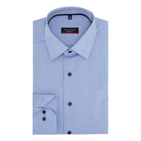 Diamond Text Print Shirt