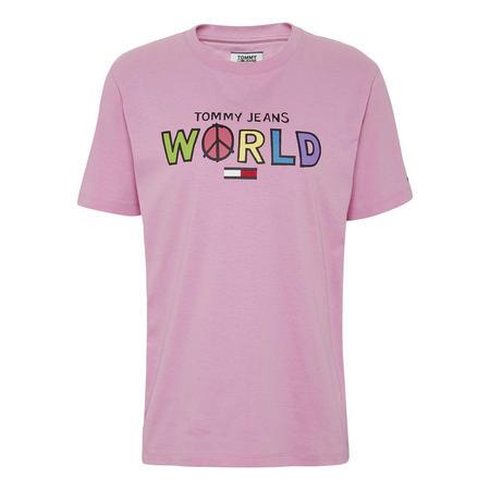 Positive Love Organic T-Shirt