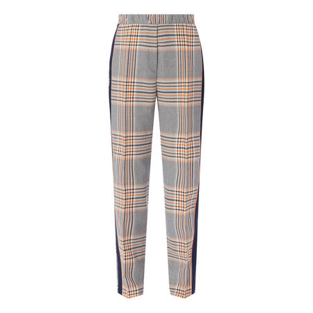 Herani Check Trousers