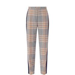 Herani Check Trousers