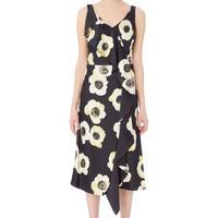Kami Flora Midi Dress
